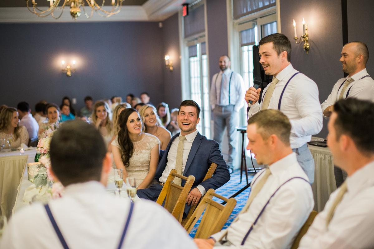 Colorado wedding speeches