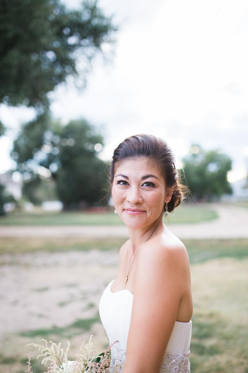 Colorado bridal pictures