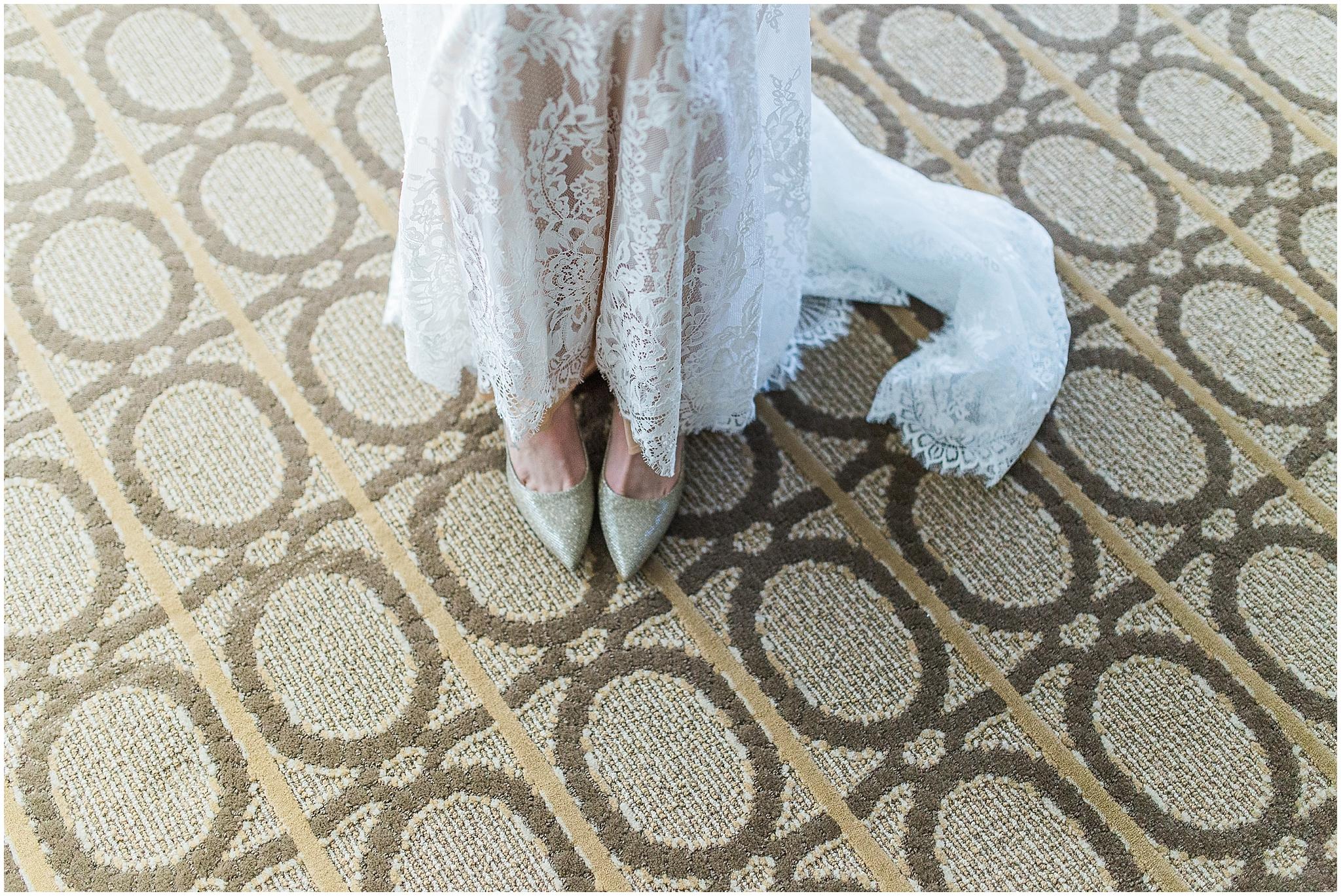 Rocky Mountain Bride shoes