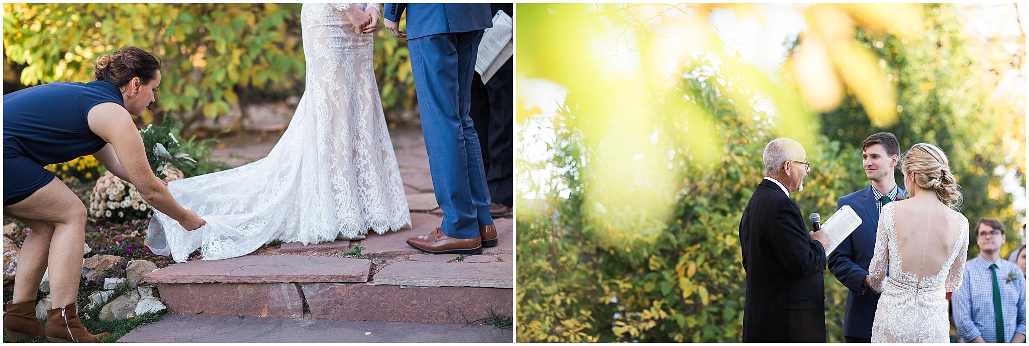 October Colorado Wedding