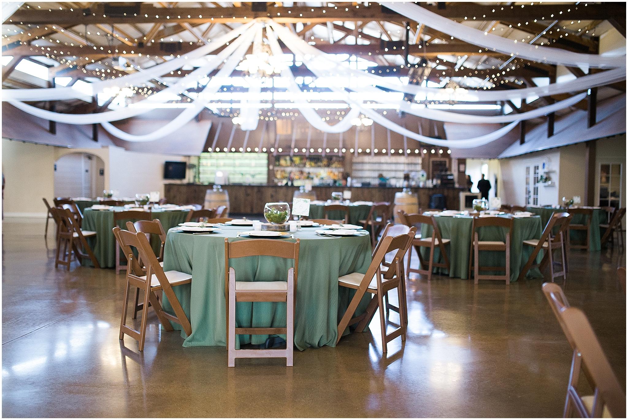 Church Ranch Event Center Wedding