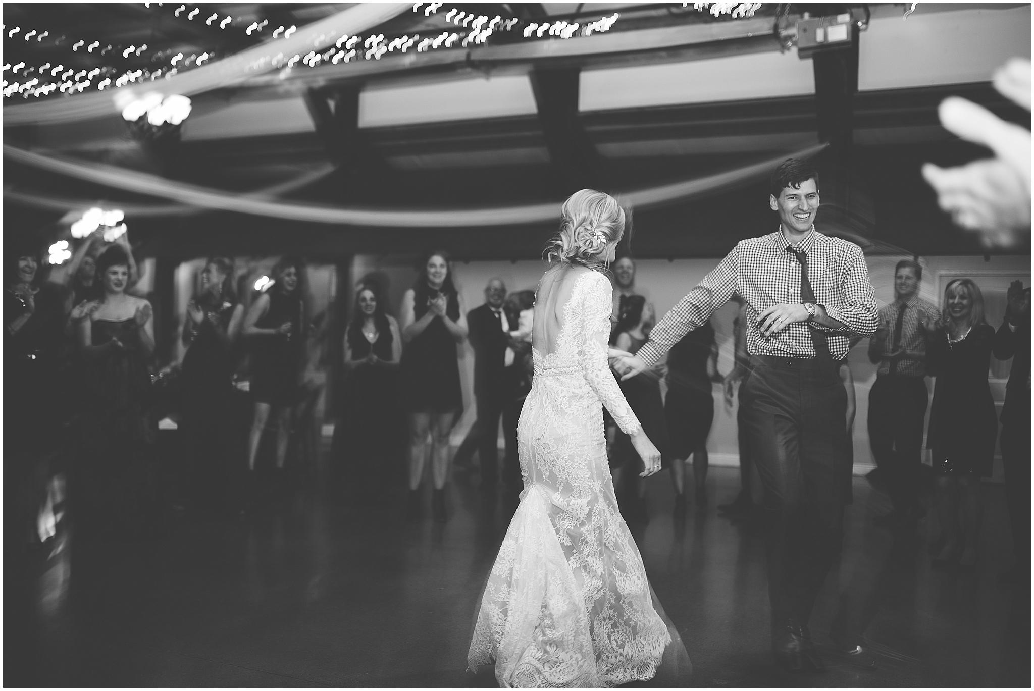 Church Ranch Event Center Dance
