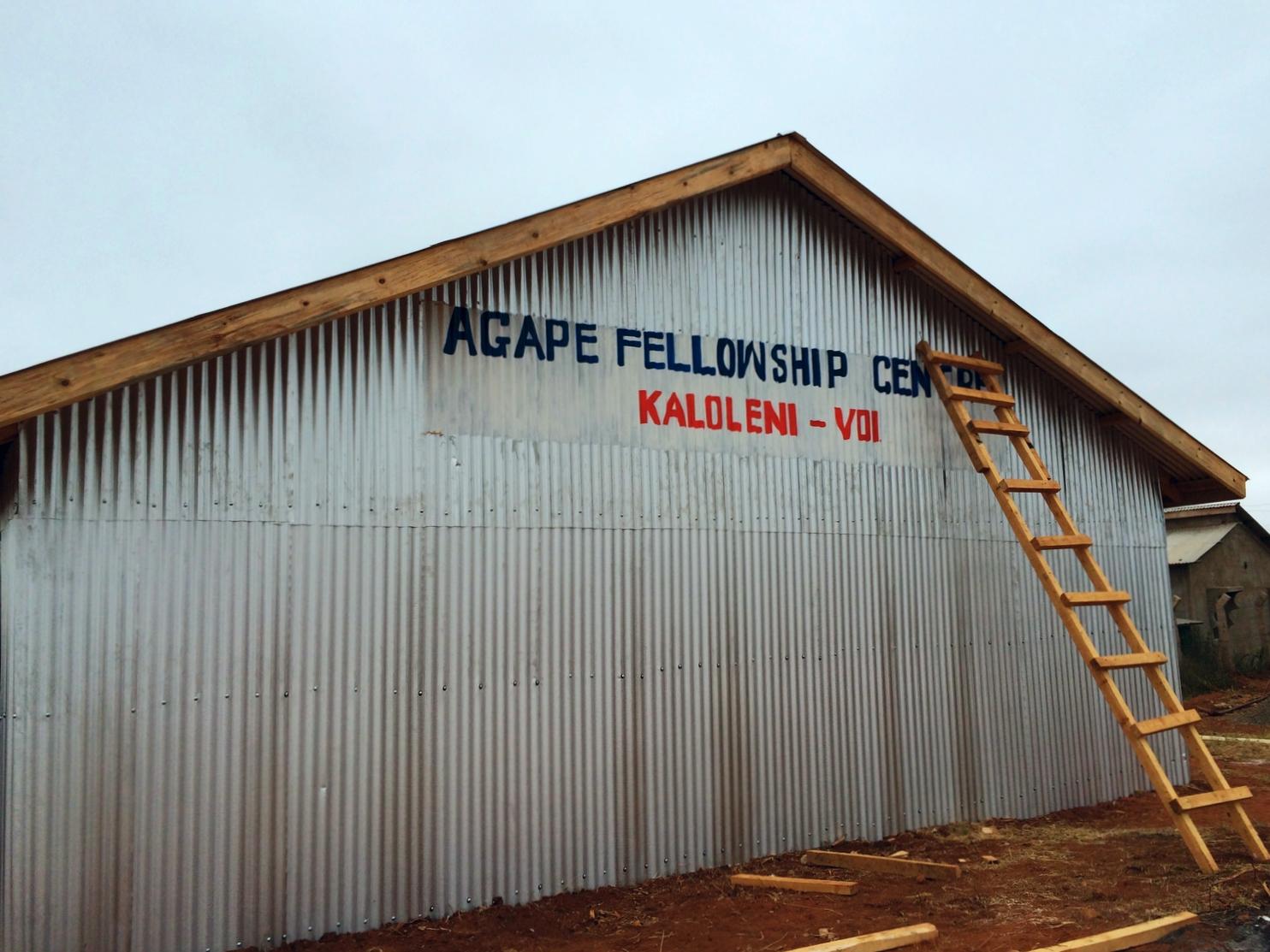 2015 Voi, church building
