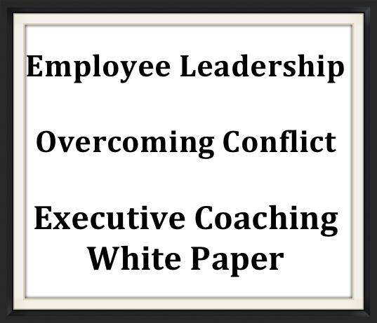 Executive Coaching White Paper