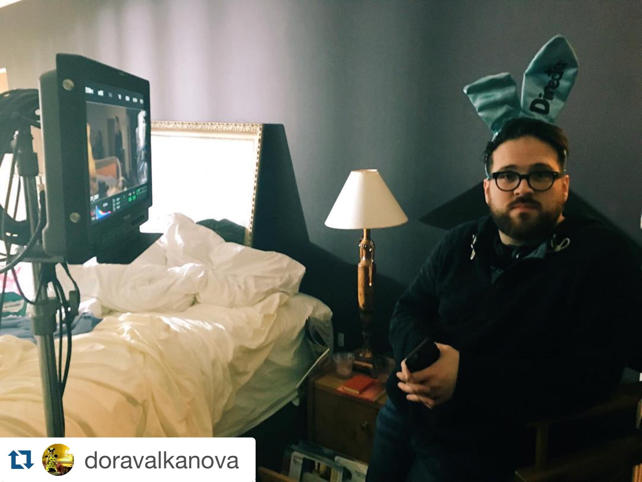 Director Luke Boyce