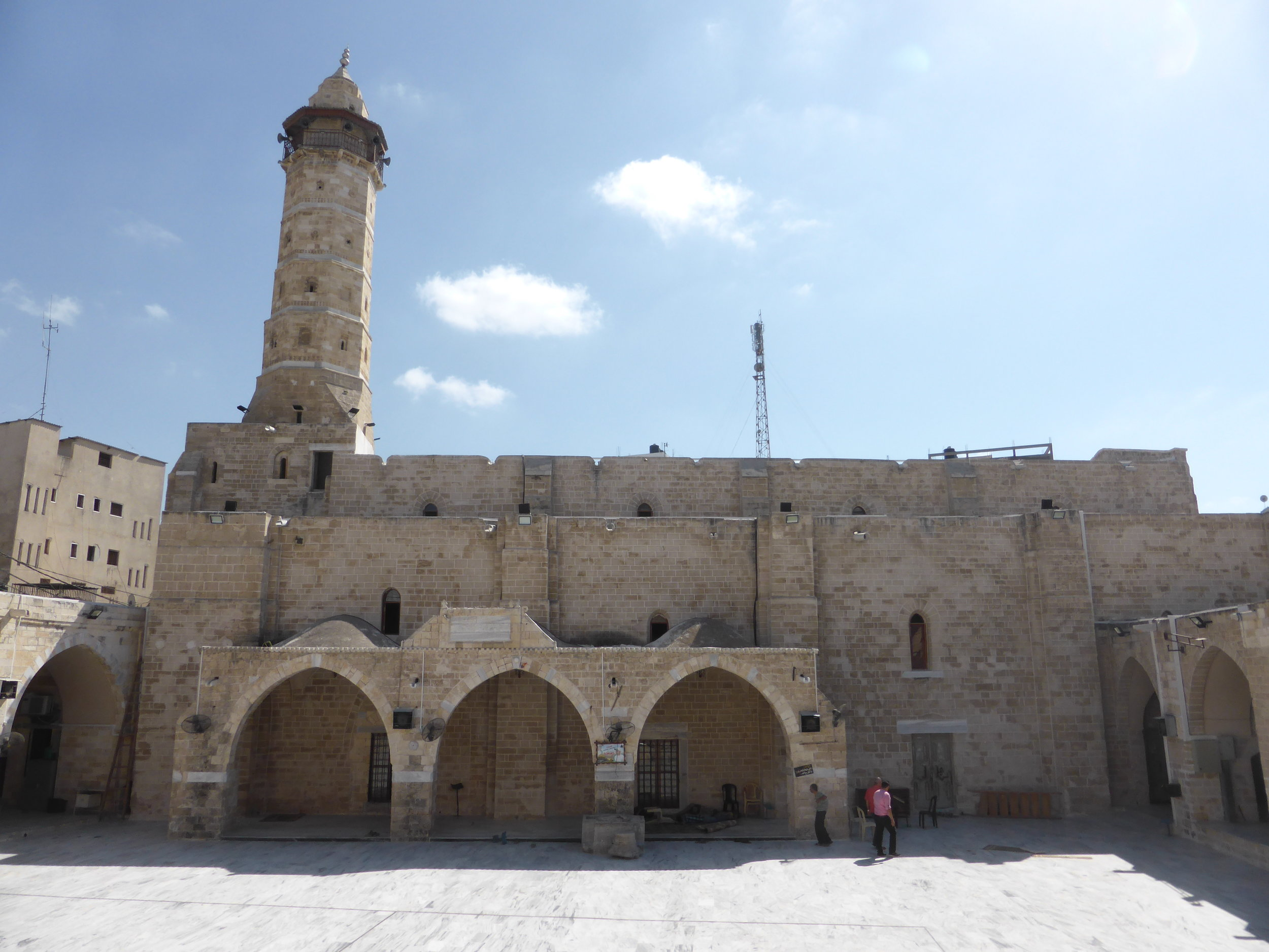 The Great Mosque of Gaza