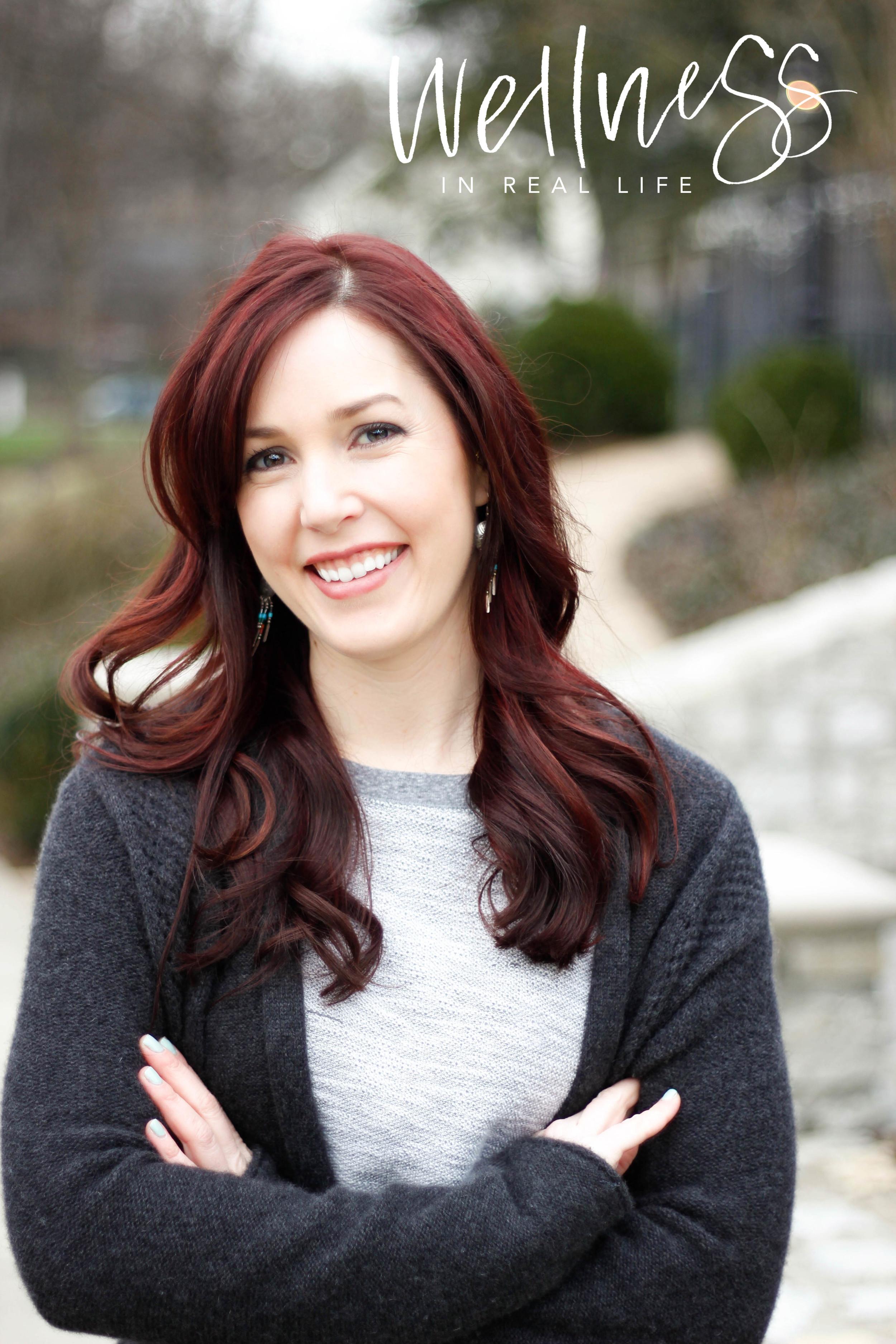 Wellness IRL: Rachel | Jennifer Diaz | Hand Lettering by Amy May Paper