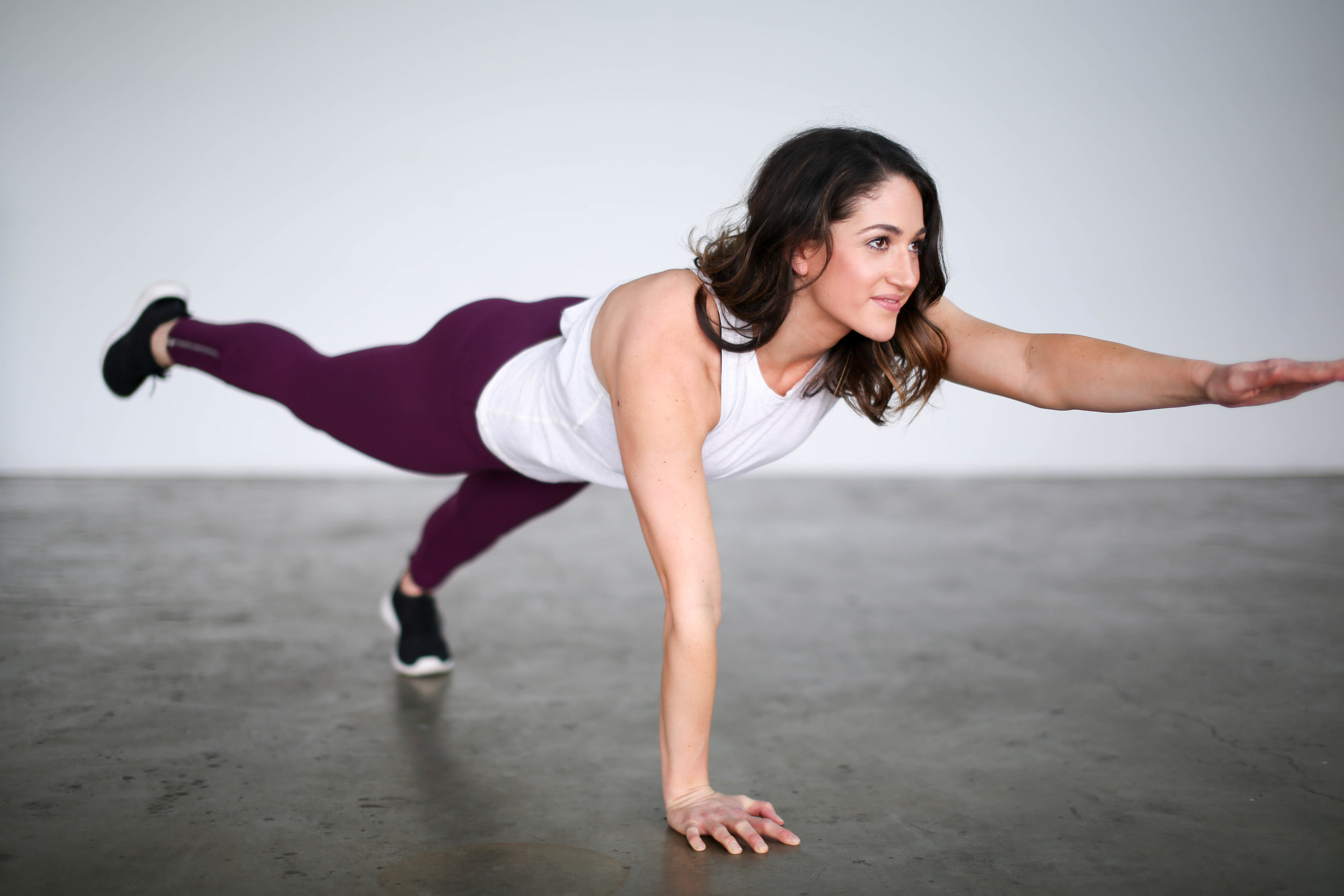 5 Moves for Dynamic Warm-Up | Jennifer Diaz | Photo by  Kelsey Cherry