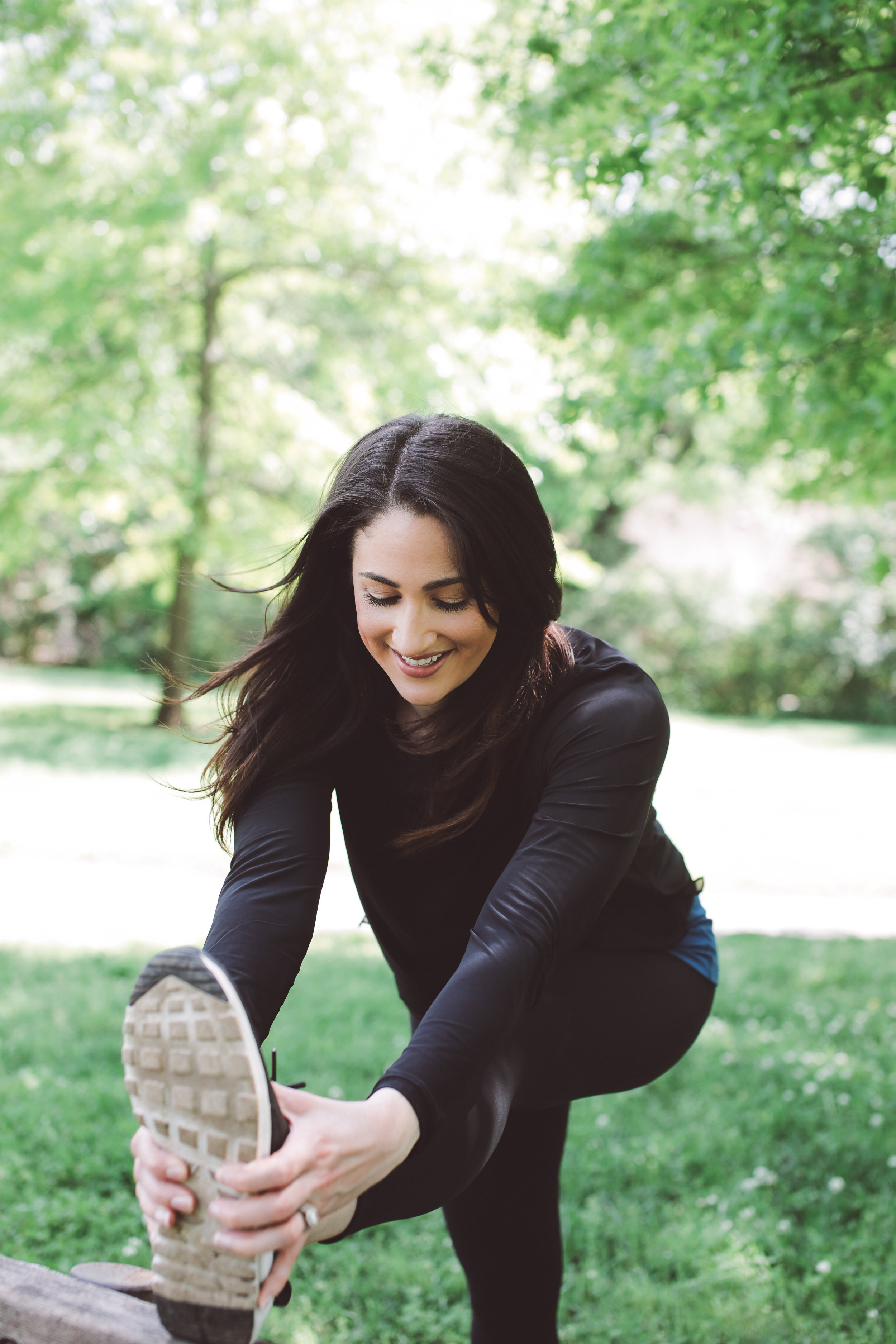 A No Equipment Necessary Park Workout   Jennifer Diaz   Body Weight Workout   Outdoor Workout   8 exercises you can do anywhere   How to create a habit of exercise   The best type of exercise