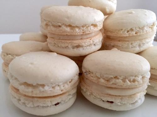 macaron recipe | www.oilandgrain.com