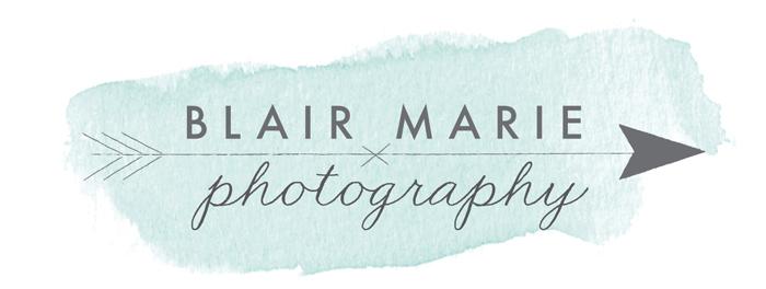 blair marie photography