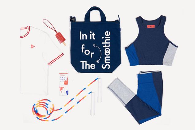 Fitness Fashion Fridays // OV x MR Kit on Oil & Grain