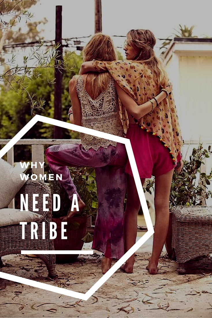 Why Women Need A Tribe // Oil & Grain Blog Feature