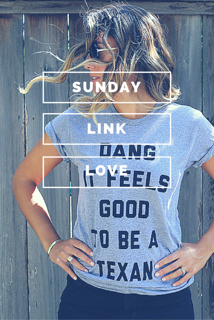 Sunday Reading, Long Weekend Link Love