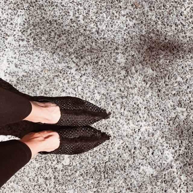 Oil & Grain Mules 2017 Spring Trend from Zara