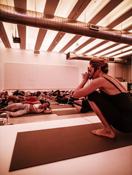 Take a few minutes - Definitely take a few minutes to read this great interview with one of my favorite instructors of all time Taryn Toomey, Founder of The Class. It contains much needed reminders and tools about wellness, healthy eating, stress and mental well-being.
