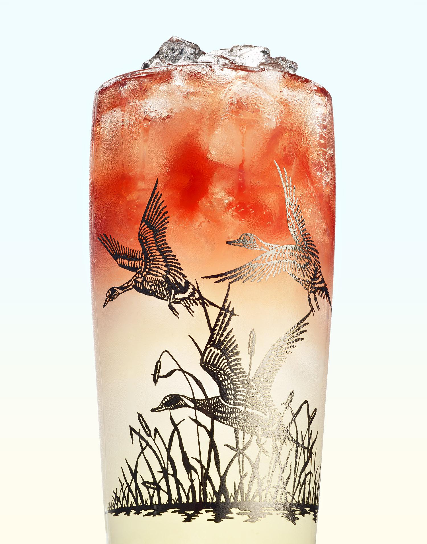 Sweet Bourbon Lemonade
