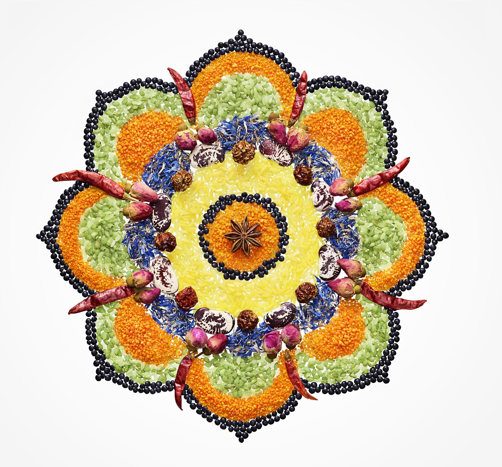 Spice Mandala