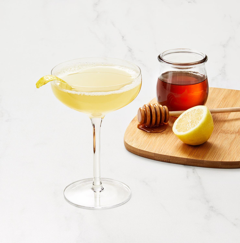 Lemon Honey Cocktail