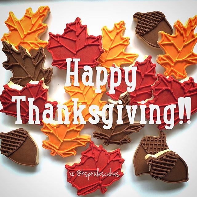 We'd like to take a minute to give thanks to all of our wonderful supports, family & friends. This business would not be possible without YOU!  Your love & support over the years has meant the world to us!  From the bottom of our hearts, thank you.  #happythanksgiving #thankful #bestcustomers #also #thankfulforpie #ksprulescakes