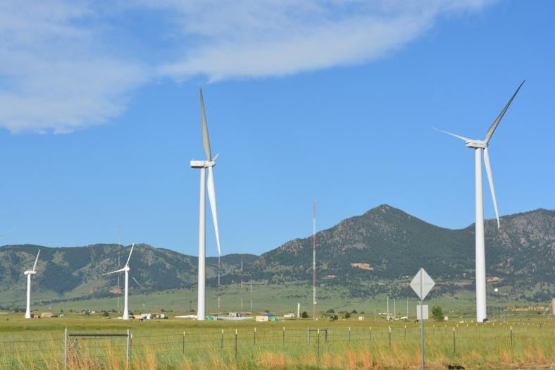 Wind Energy Example, Colorado