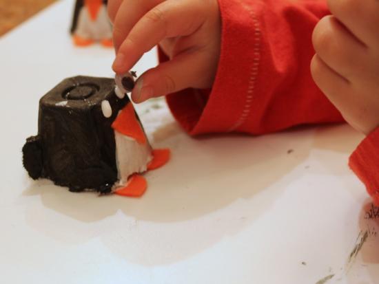 penguin craft step 5