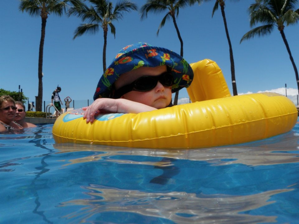 All-inclusive resorts are often the easiest way to travel with kids
