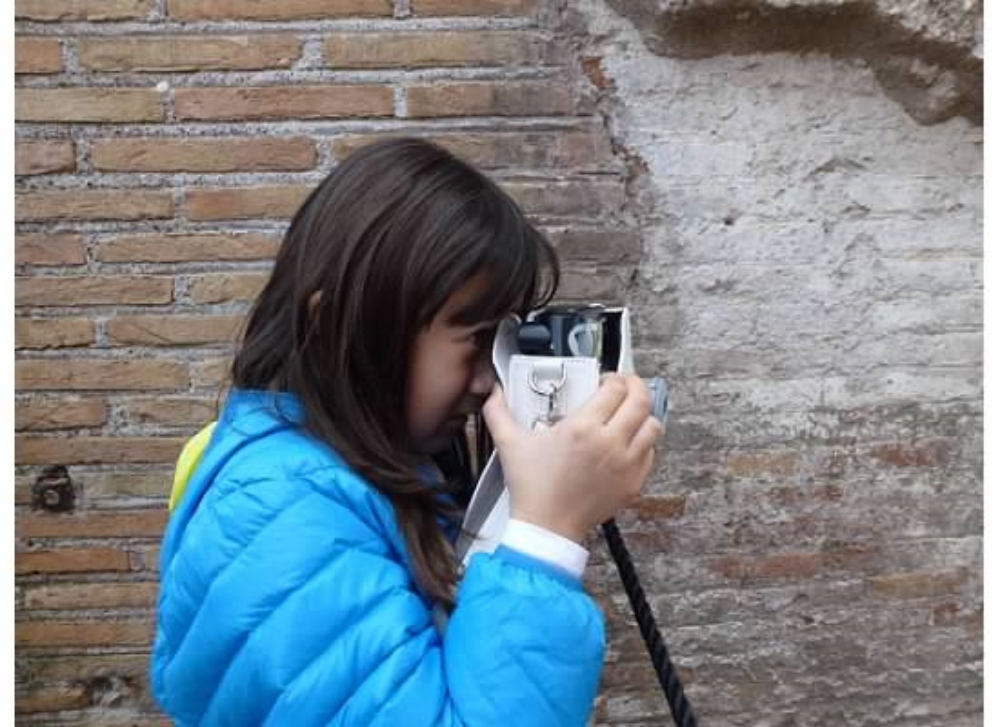 give your tween a camera to lether capture her favorite travelmoments. they may surprise you.