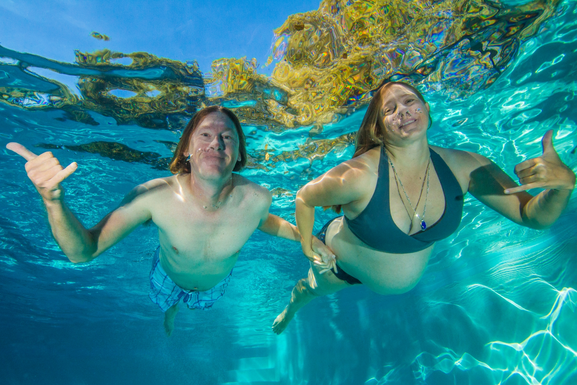 andrea neal and Stephen Proulx dive into their passion for clean water