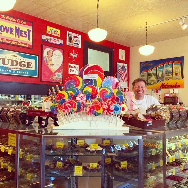 8 Best Candy Shops in Omaha — Send flowers in Omaha   Free