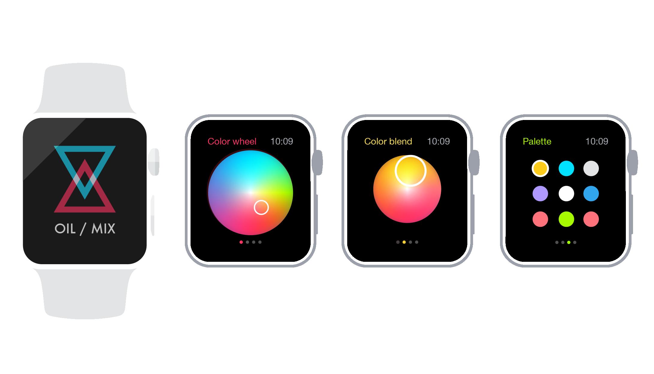 Apple Watch Application