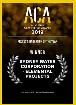 ACA Construction awards 2019