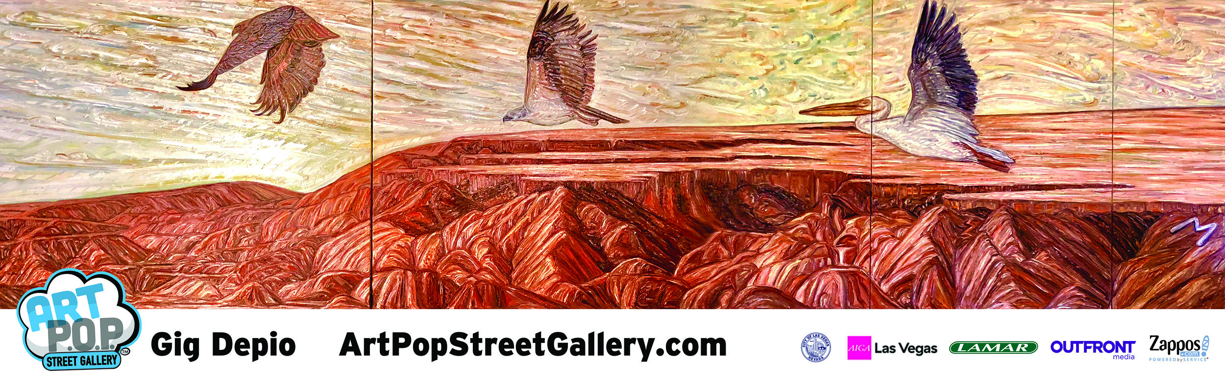 To contact artist email: depio168@gmail.com