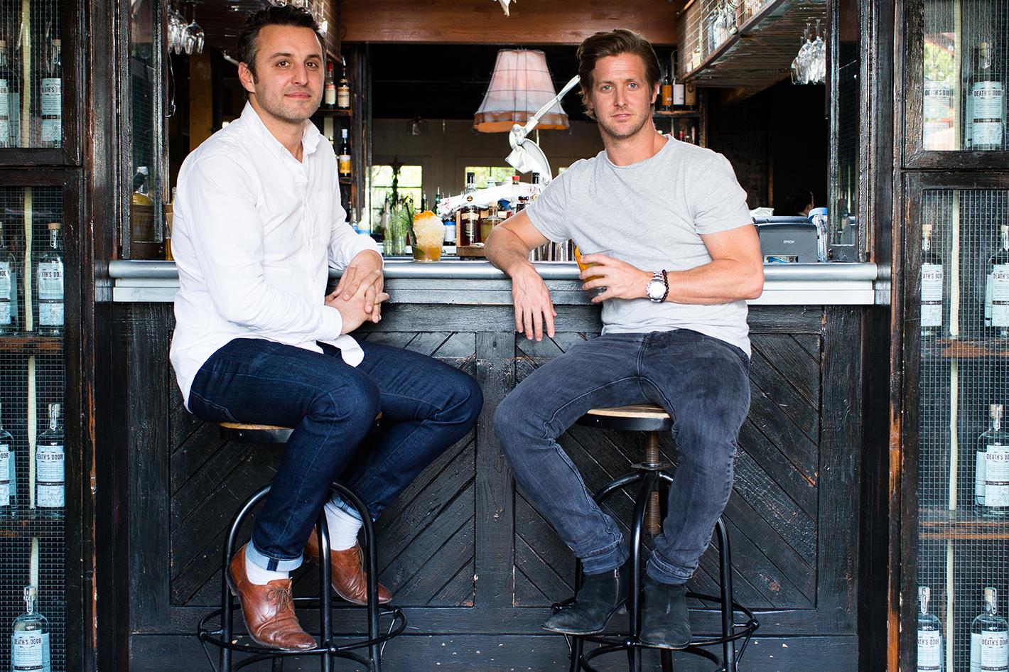 Owners, Nick Hatsatouris & Nick Mathers