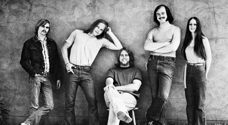Podipto Lineup 1970-1973:Steve Rundquist, Jack Sundrud, John Collins, Dan Lund, Karen Lund.