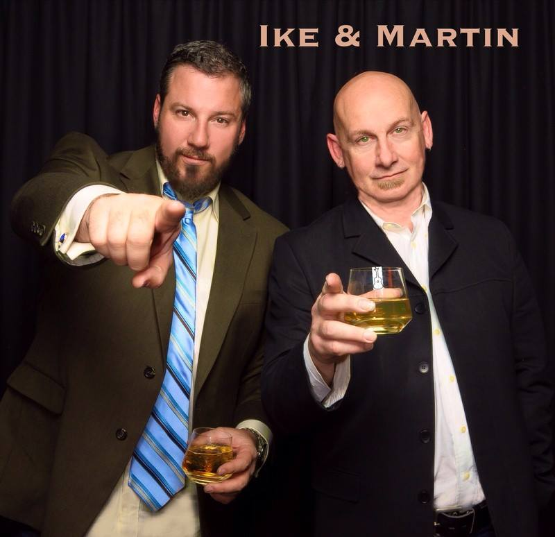 Ike & Martin -Live at Jake's On The Lake 6:00-9:00 every other Friday this Winter - Ike & Martin will perform on:Jan 11, Jan 25, Feb 8, Feb 22, March 8