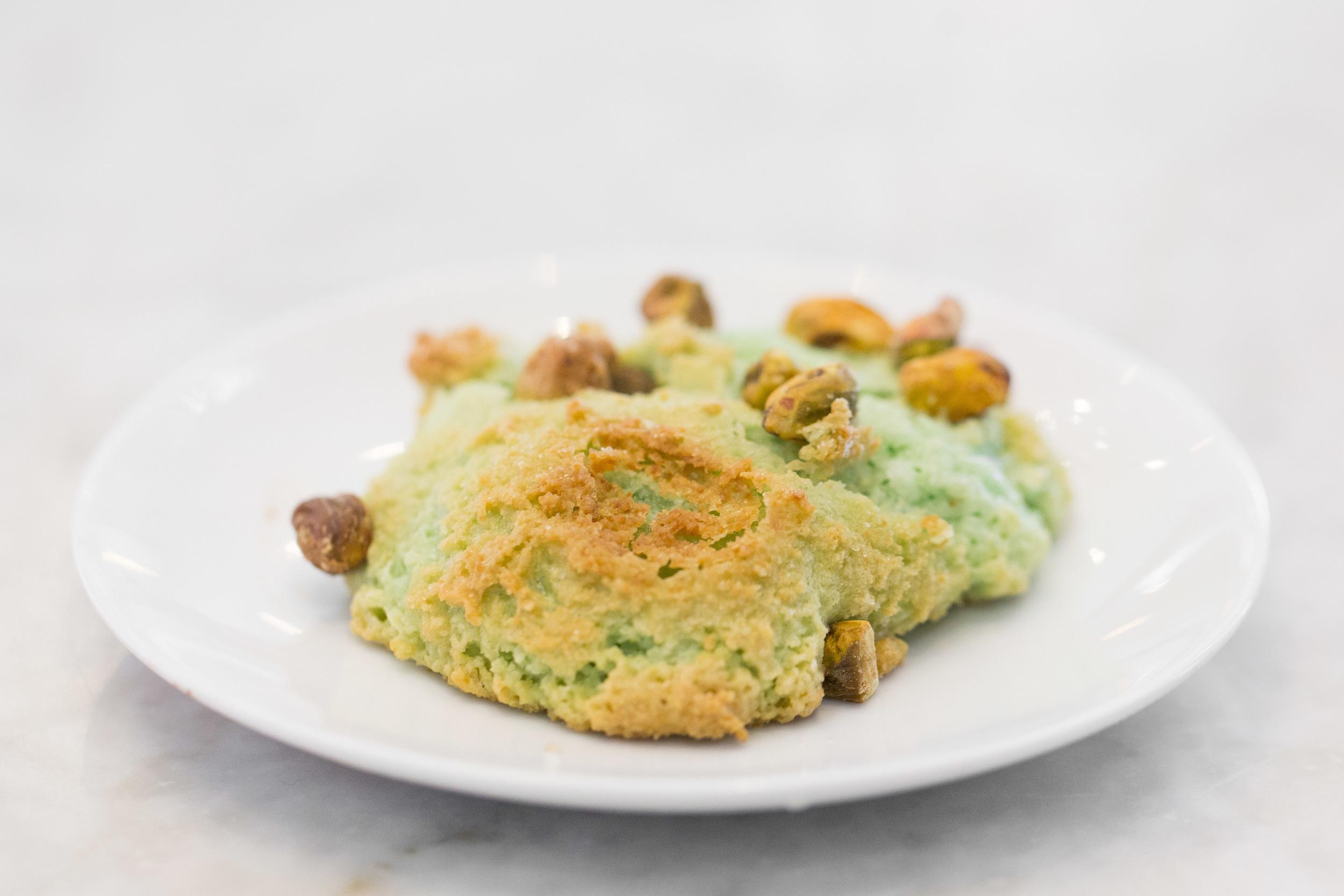 Pistachio Pignoli Cookie