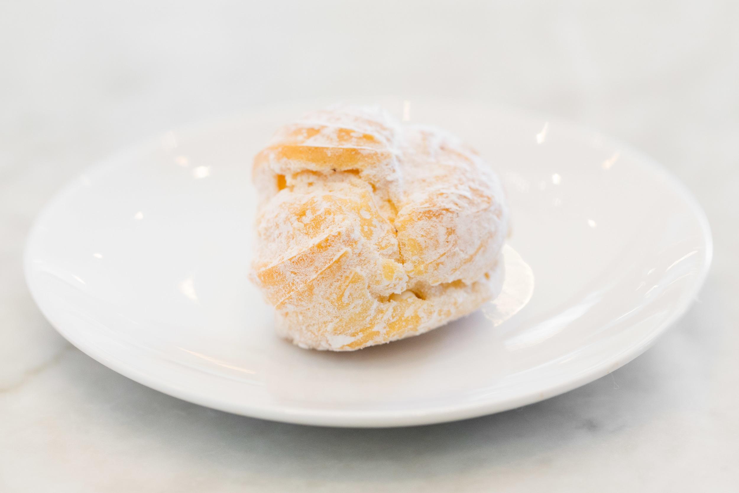 Italian Cream Puff