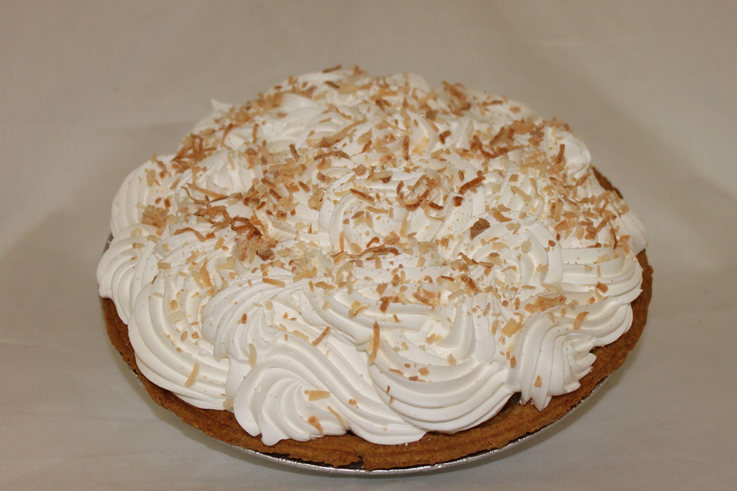Coconut Cream Pie