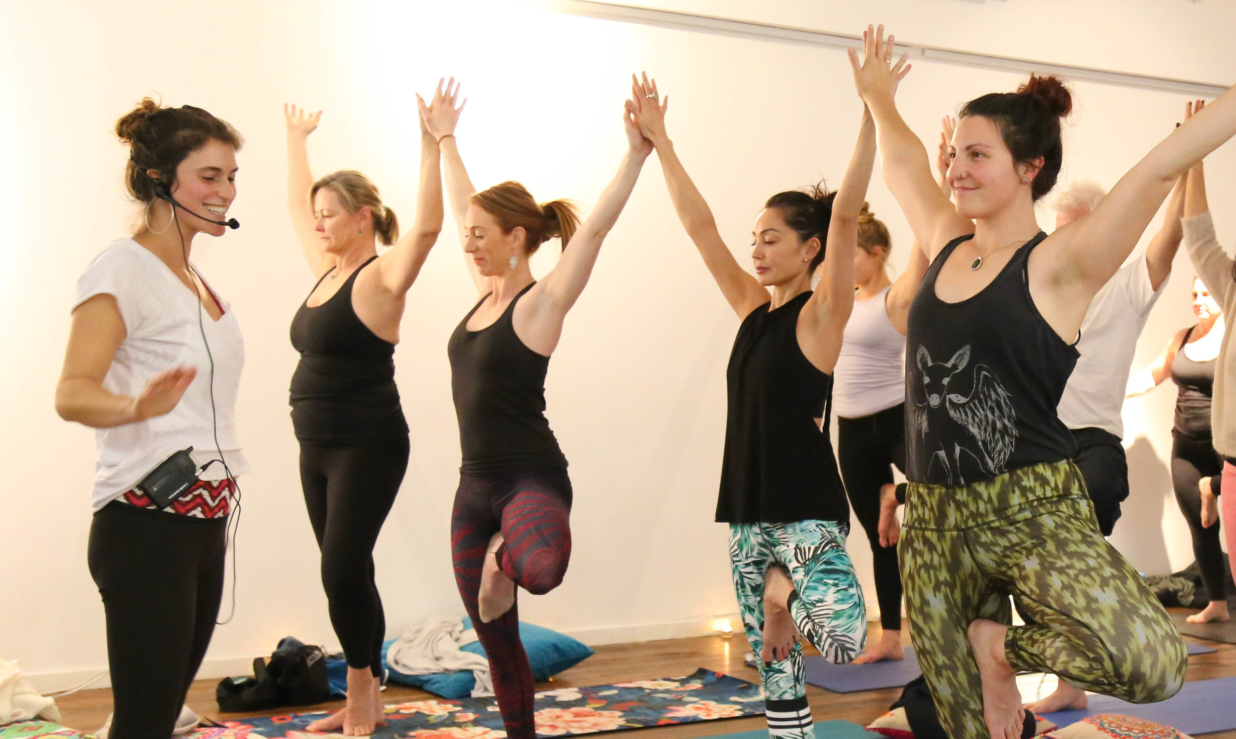 Soul Practice at the MaiTri Centre 30 July 2017.
