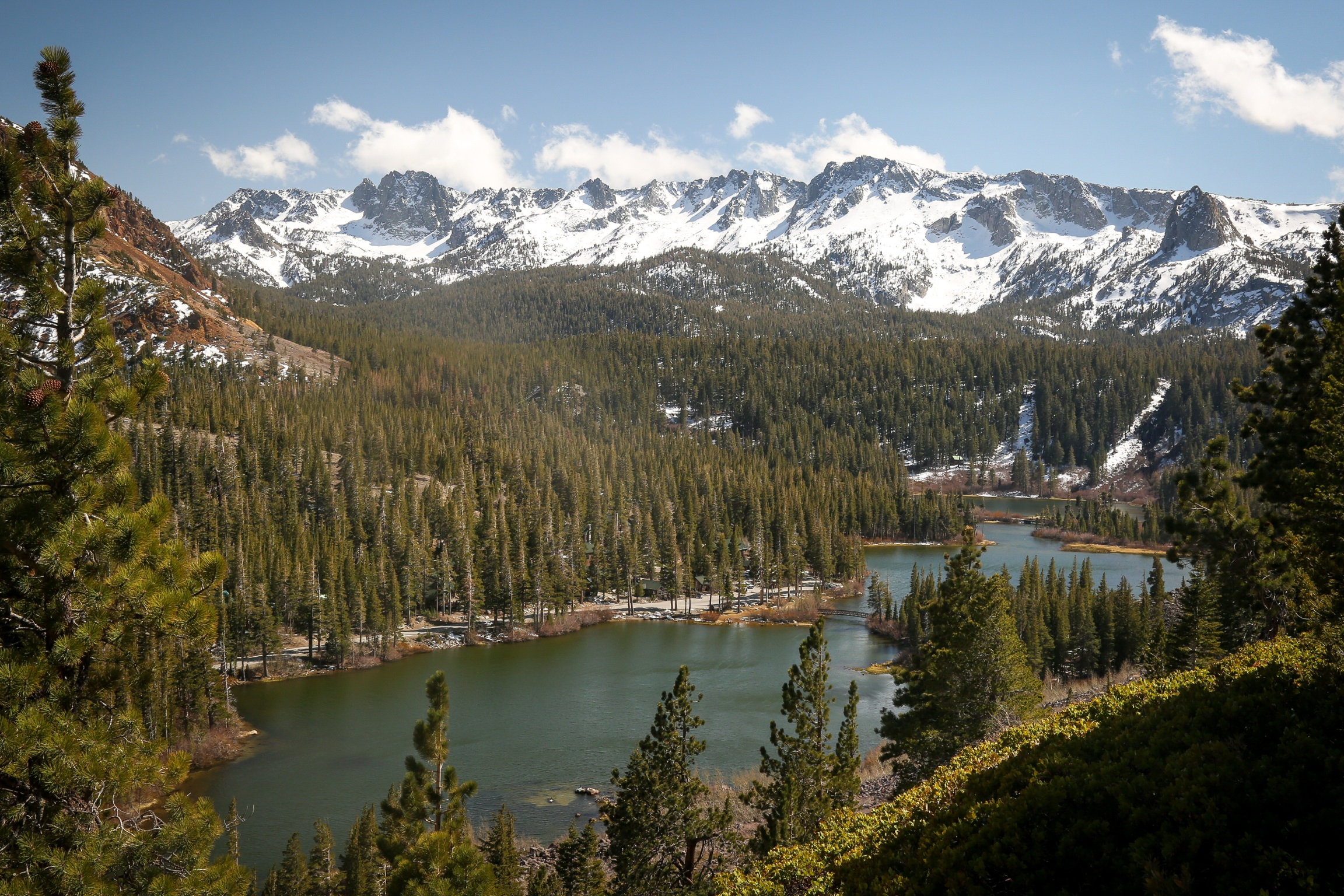 Mammoth Lakes, California