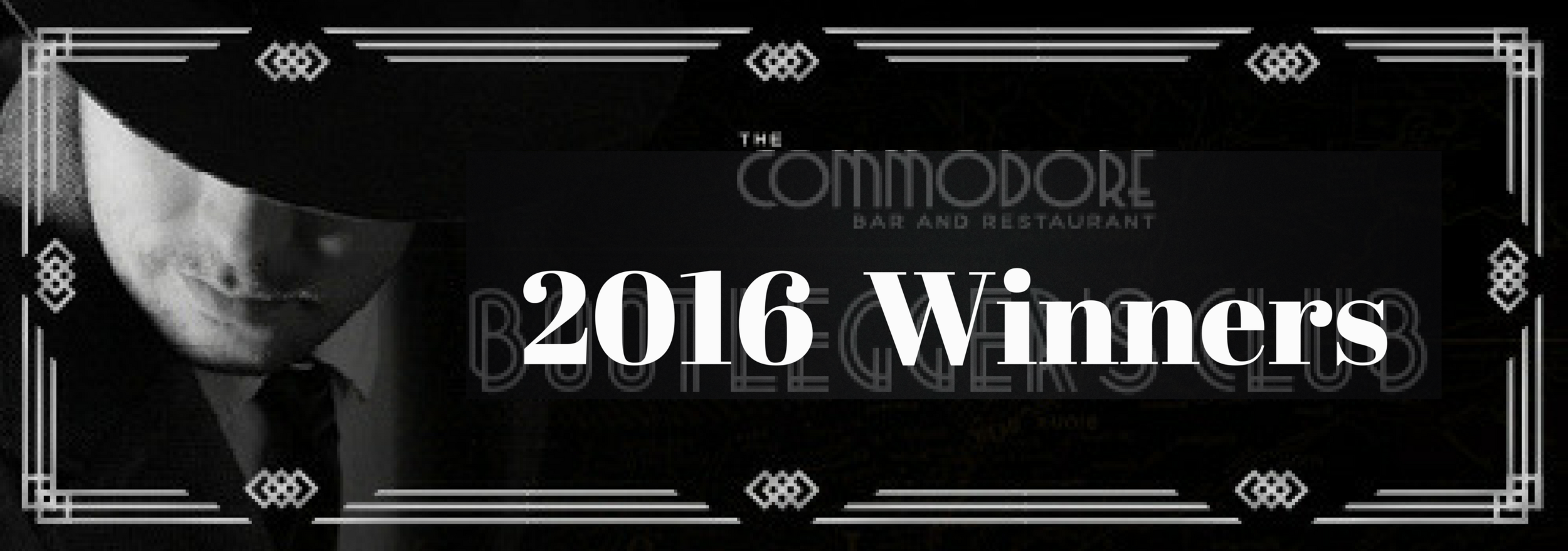 2016 Bootlegger Award Winners