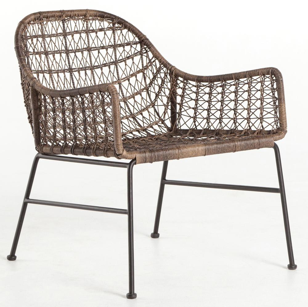 Eliza Indoor/Outdoor Club Chair