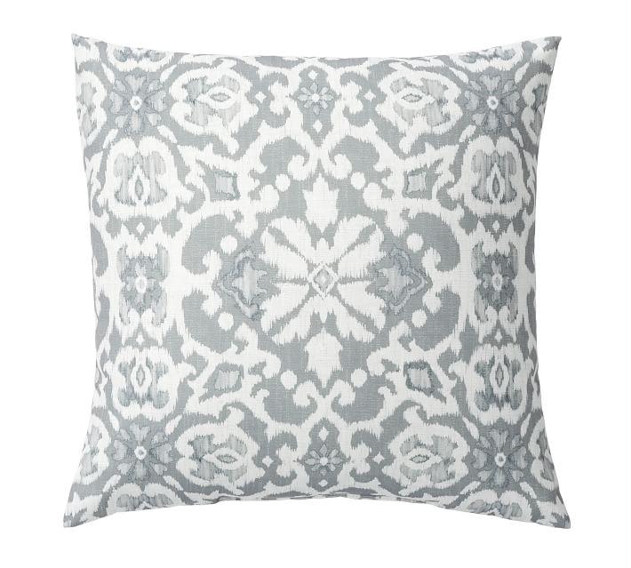 Arza Ikat Outdoor Pillow