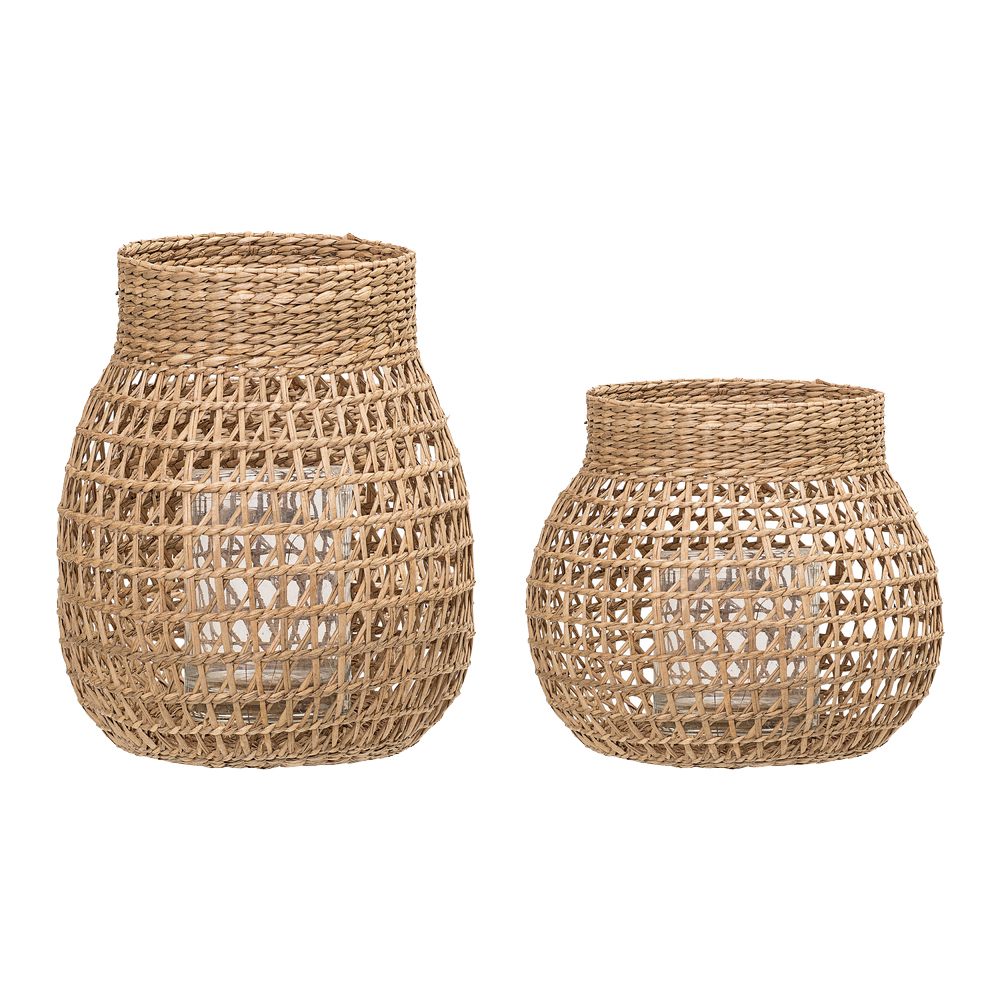 Soleil Woven Lanterns