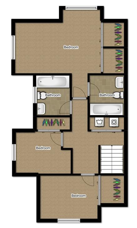 Embaradero Three Bedroom