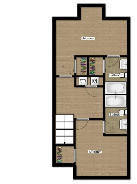 Fremont Two Bedroom