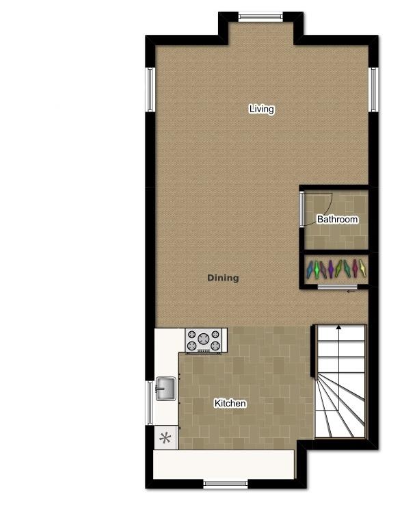 Melrose Two Bedroom