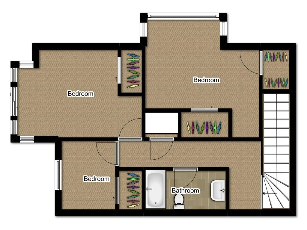 Soho Three Bedroom