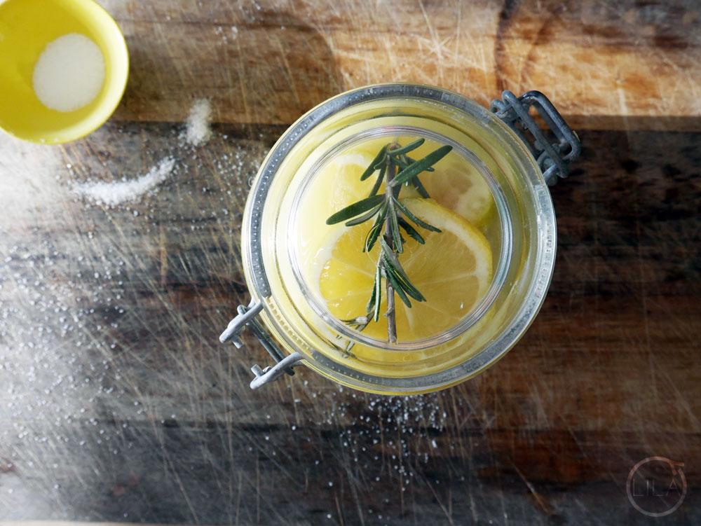 Rosemary preserved lemons